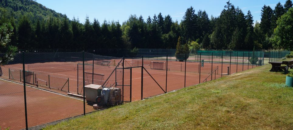 Corona: Öffnung Tennisanlage