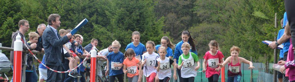 20. Stadtmeisterschaften Waldlauf