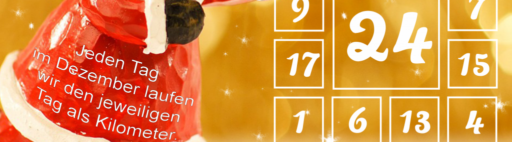1. Christmas Run zugunsten krebskranker Kinder