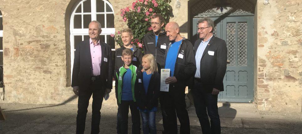 Jugendförderpreis für den TSV Eintracht Wolfshagen