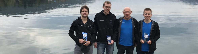 Das Laufteam der Sonnenhotels startete erfolgreich in Österreich
